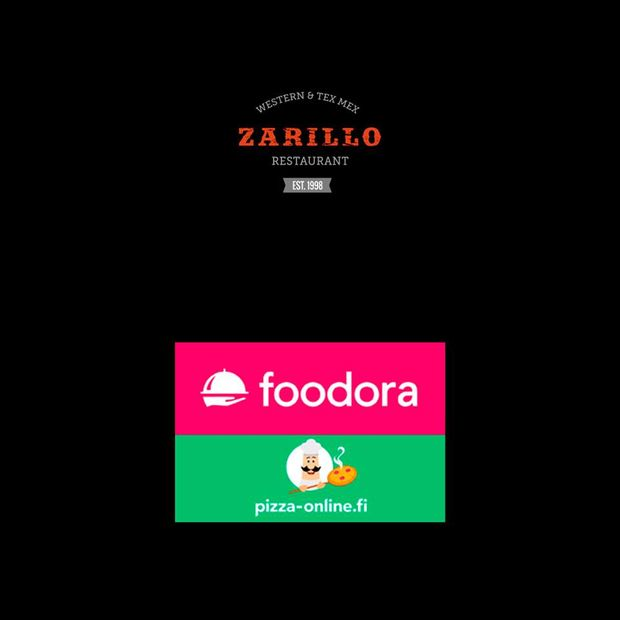Zarillo Foodora Pizza Online